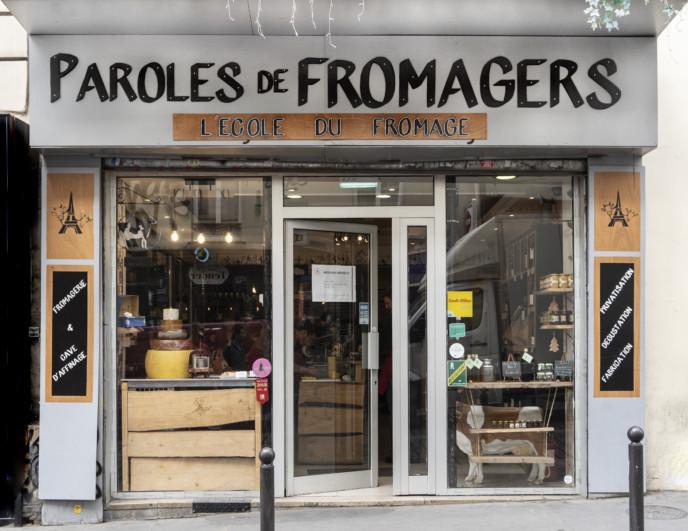 General Pop » Paroles de Fromagers : une école du fromage au coeur ...
