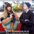 [POP TALK] Lou Doillon à Disneyland