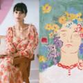 Nina Koltchitskaia, peintre et photographe dans la fleur de l'art